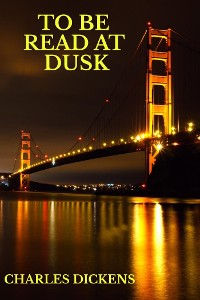 Cover To Be Read at Dusk