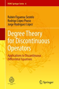 Cover Degree Theory for Discontinuous Operators