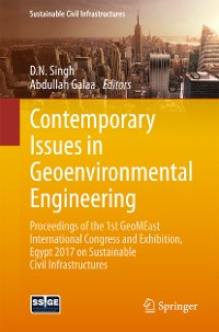 Cover Contemporary Issues in Geoenvironmental Engineering
