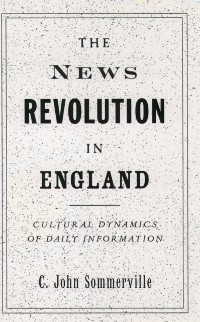 Cover News Revolution in England