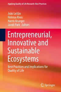Cover Entrepreneurial, Innovative and Sustainable Ecosystems