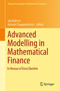 Cover Advanced Modelling in Mathematical Finance
