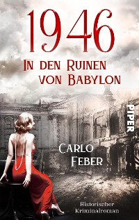 Cover 1946: In den Ruinen von Babylon