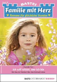 Cover Familie mit Herz 28 - Familienroman