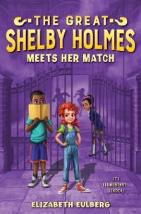 Cover Great Shelby Holmes Meets Her Match
