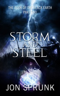 Cover Storm and Steel