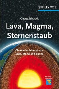Cover Lava, Magma, Sternenstaub