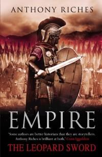 Cover Leopard Sword: Empire IV