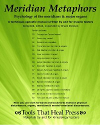 Cover Meridian Metaphors Psychology of the Meridians & Major Organs