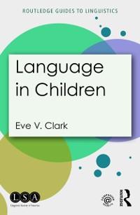 Cover Language in Children