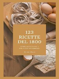 Cover 123 ricette del 1800