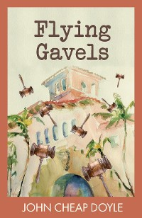 Cover Flying Gavels