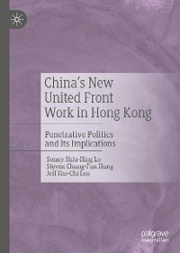 Cover China's New United Front Work in Hong Kong
