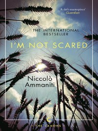 Cover I'm Not Scared