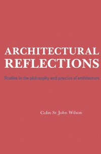 Cover Architectural Reflections