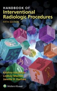 Cover Handbook of Interventional Radiologic Procedures