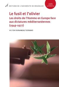 Cover Le fusil et l'olivier