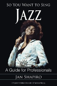 Cover So You Want to Sing Jazz