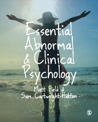 Cover Essential Abnormal and Clinical Psychology