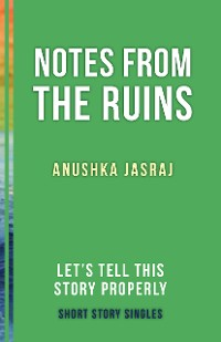 Cover Notes from the Ruins