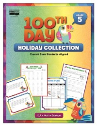 Cover 100th Day Holiday Collection, Grade 5