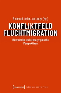 Cover Konfliktfeld Fluchtmigration