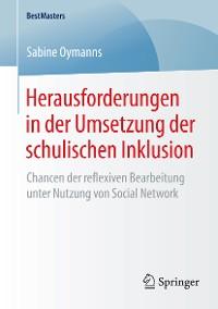 Cover Herausforderungen in der Umsetzung der schulischen Inklusion