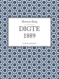 Cover Digte 1889