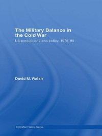 Cover Military Balance in the Cold War