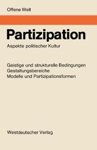 Cover Partizipation