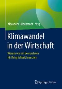 Cover Klimawandel in der Wirtschaft
