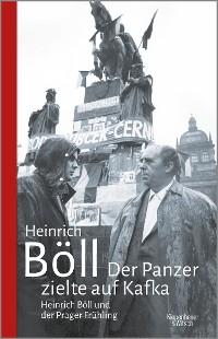 Cover Der Panzer zielte auf Kafka
