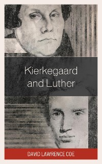 Cover Kierkegaard and Luther