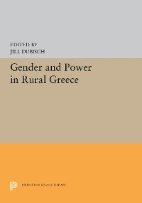 Cover Gender and Power in Rural Greece