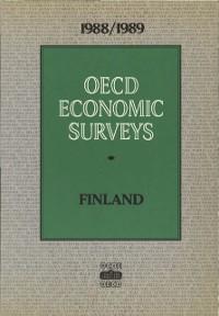 Cover OECD Economic Surveys: Finland 1989
