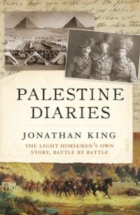 Cover Palestine Diaries