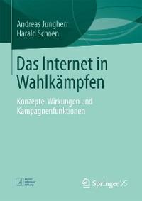 Cover Das Internet in Wahlkämpfen