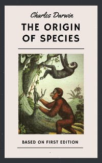Cover Charles Darwin: The Origin of Species (First Edition)