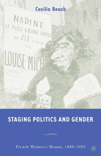 Cover Staging Politics and Gender