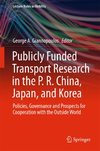 Cover Publicly Funded Transport Research in the P. R. China, Japan, and Korea