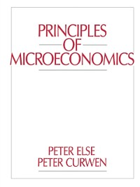 Cover Principles of Microeconomics