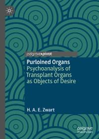 Cover Purloined Organs
