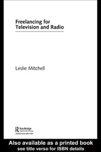 Cover Freelancing for Television and Radio