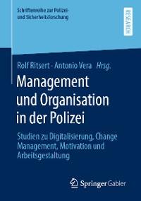 Cover Management und Organisation in der Polizei