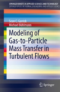 Cover Modeling of Gas-to-Particle Mass Transfer in Turbulent Flows