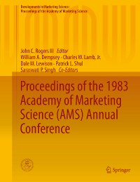 Cover Proceedings of the 1983 Academy of Marketing Science (AMS) Annual Conference