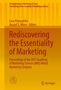 Cover Rediscovering the Essentiality of Marketing