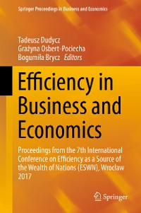 Cover Efficiency in Business and Economics