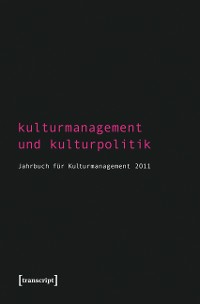 Cover Kulturmanagement und Kulturpolitik
