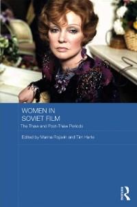 Cover Women in Soviet Film